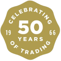 Celebrating 50 years of trading