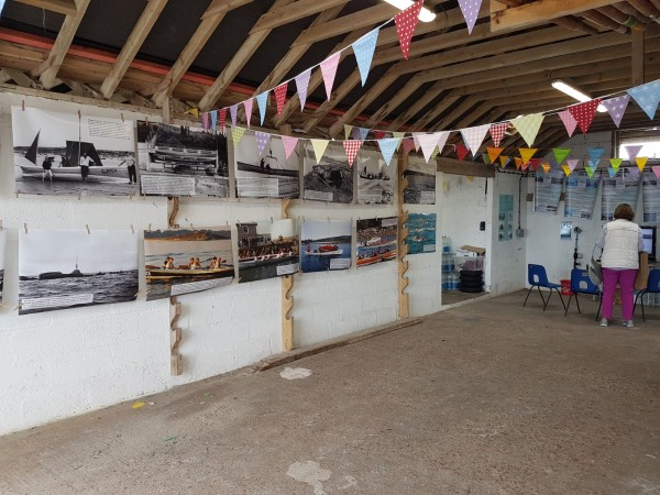 Exhibition, Gig Shed, St Mary's, Isles of Scilly