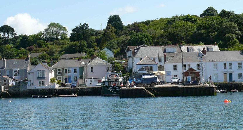 View of Falmouth