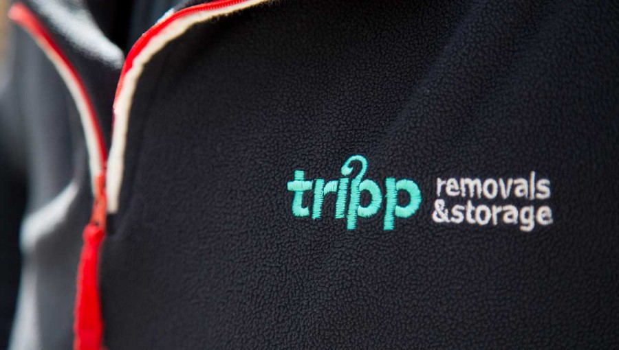 Tripp removals uniform